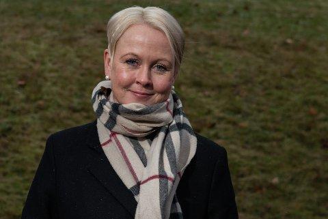 Kommuneoverlege i Jevnaker, Marthe Bergli.