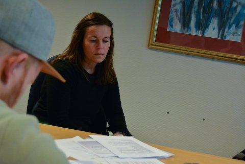 Thea Dahlqvist, oppvekstansvarlig i Halden kommune.