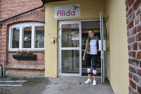 NYTTÅRSFORSETT: Daglig leder ved Alida, Siv Kristine Lervik Hjelm, forteller at de merker stor pågang av nye medlemmer på nyåret.