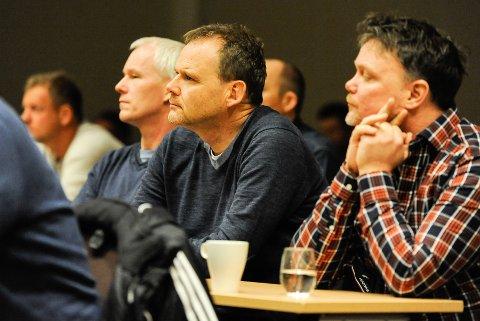 Dærn-benken. TTIF var representert ved Tormod Aasgaard, Hans Holt og Ole Petter Andresen på seminaret. Også Kvik, Berg og Idd SK var representert.