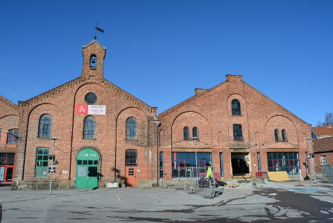 NYE AKTØRER: I de gamle lokalene til Montér og Europris er det plass til tre nye leietakere. En av dem er Fagmøbler som flytter fra stadion.