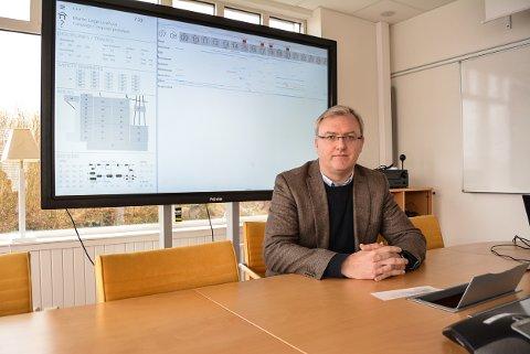 SAMARBEID: Visavi har fått god hjelp av Innovasjon Norge, IFE og forskningsrådet på veien for å bli en kommersiell aktør. Nå håper de at flere selskap skal oppdage og ta i bruk Visavi Live plan.