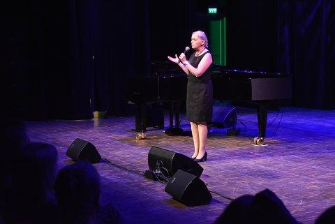 """PÅ SCENEN: 15. november inviterer Eva Stømner og Trond Granlund til """"Hans Børli 100 år"""" på Bryggerhuset."""