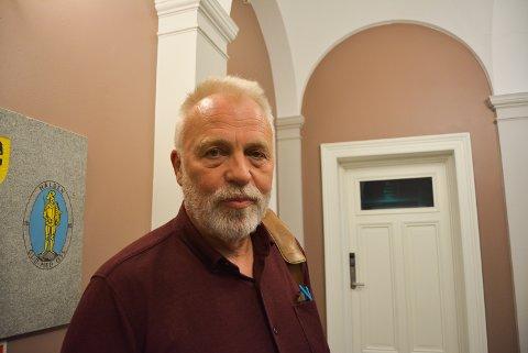 FOKUS PÅ SKOLEN: Jostein Stø, som sa opp rektorstillingen ved skolene Kongeveien og Prestebakke, er glad for at hans beslutning har satt fokus på de økonomiske rammene i Halden-skolen.