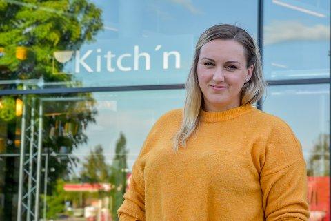 Kine Elisabeth Karlsen blir butikkleder for den nye Kitch´n-butikken på Askimtorget.