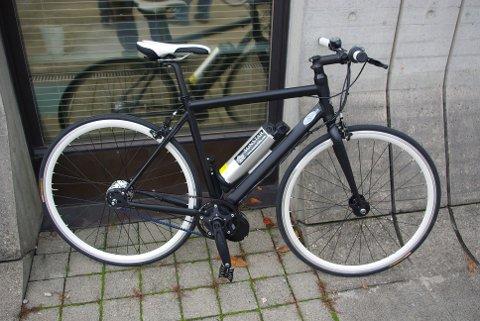 MER EL-SYKLER: Kommunens folk skal bruke mer el-sykkel i den daglige transporten.