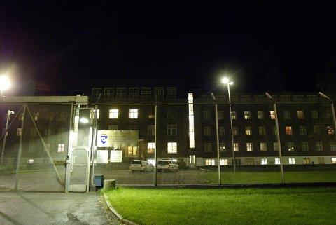 MØTTE IKKE: De fleste av de som er etterlyst i Norge har ikke møtt til soning av sin fengselsstraff. Bildet er av porten til Ila landsfengsel i Bærum.  Foto: Håkon Mosvold Larsen / SCANPIX