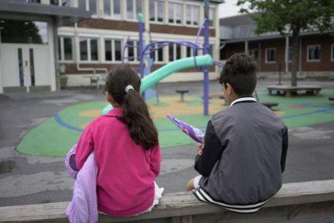 Barn som har flyktet til Norge ønsker å bli inkludert. De vil være del av et lag.