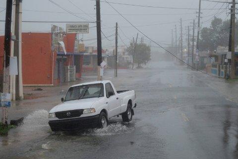 Orkanen «Irma» etterlot seg store ødeleggelser.