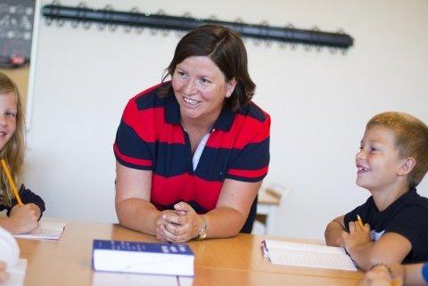 Utvalgsleder Anja Berggård Endresen (V) i regional- og kulturutvalget i Rogaland fylkeskommune.