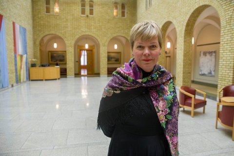 INNRØMMET: Stortingsrepresentant Hege Haukeland Liadal fra Haugesund innrømmet i april å ha levert fiktive reiseregninger til Stortinget.