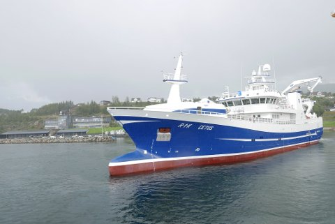 Cetus av Veavågen, Karmøy, levert i 2019