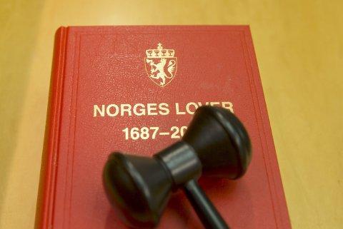 ALVORLIG: Aktor ba om 2,5 års fengselsstraff for den tiltalte i familievoldssaken i Alstahaug tingrett. Foto: Terje Pedersen / NTB scanpix