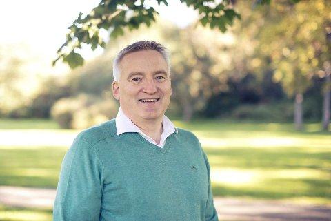 Stein-Rune Fjærvoll er ansatt som ny daglig leder i studiesenteret RKK Vefsn.