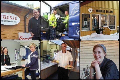 Trixie, Monicas salong, Laksforsen Turistkafe og BBS - BUCHMÜLLER BO OG SERVICE AS er blant bedriftene som har mottatt koronakompensasjon.