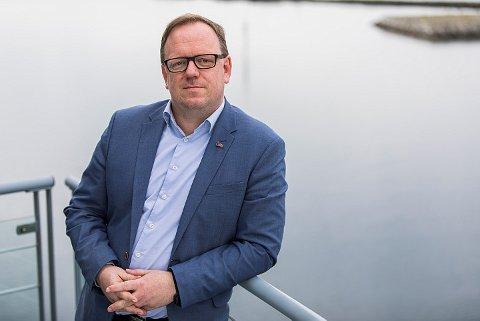 DIREKTØR: Alf Tore Sørheim er avdelingsdirektør for operativt tilsyn i Sjøfartsdirektoratet.