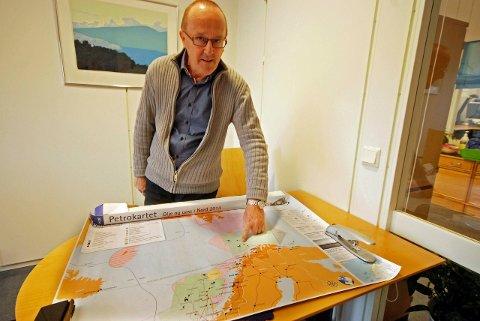 Bekrefter: Beslutningen bekrefter vilje til satsing i Barentshavet, og gir industrien nye muligheter, sier Arvid Jensen i Petro Arctic. Foto: Svein G. Jørstad
