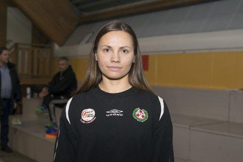 BUNNDRAMA: Kamilla Høybakken