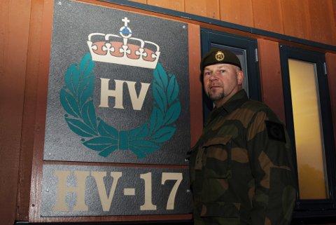 Pål Davidsen ønsker at veteraner skal komme til Vadsø og Varanger for å finne roen.