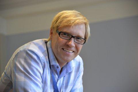 ER KLAR: Ulf Tore Isaksen er klar dersom han blir nominert til fylkesvalgslista for Troms og Finnmark Ap.