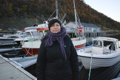 ENESTE SJANSEN: Leder Helga Pedersen i Tana Ap mener at reforhandling av den omstridte avtalen med Troms AP, er eneste mulighet for igjen å samle et splittet Finnmark Ap.