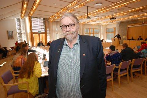 ØKTE: Kurt Wikan (Sp) kritiserte eiendomsskatten i Sør-Varanger, men hans eget parti var med på å øke den.