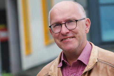 HOLDER KORTENE TETT: Reidar Johansen mener nominasjonsprosessen er intern, og ikke noe for mediene. Derfor har de hemmelig kandidat.