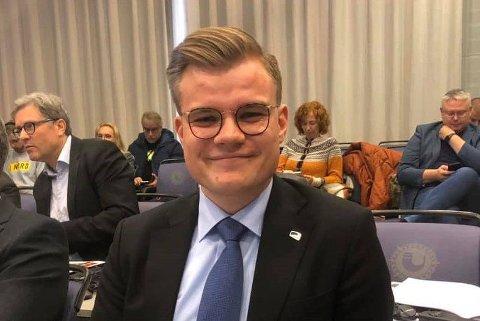 Vetle Langedahl, Stortingsrepresentant for Finnmark.