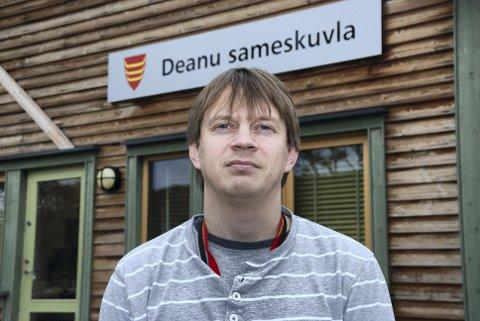 BLIR RÅDMANN: iFinnmark erfarer at tidligere kommunalsjef for oppvekst og utdanning, Trond Are Anti, blir ny midlertidig rådmann i Tana.