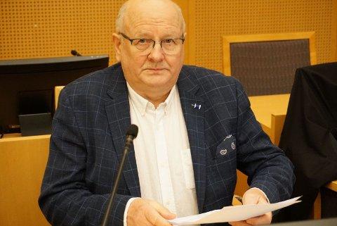 TAPTE: Atle Berge må ut for statens omkostninger i forbindelse med rettssaken som handlet om hans utestengelse fra Russland. Selv saksøkte han staten for 136 millioner kroner, men staten ble frikjent.