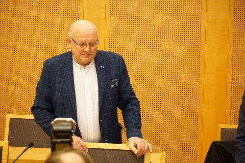 I RETTEN: Atle Berge har saksøkt staten og krever erstatning på minst 136 millioner kroner etter at han ble utestengt fra Russland i 2016. Han mener at norsk e-tjeneste har skylden for utestengelsen.