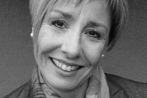 SMITTET AV KORONA: Den tidligere lensmannen, nå politioverbetjent ved taktiske avsnitt FEFE, Britt Solveig Olaussen fikk påvist korona-smitte tirsdag 24. mars.