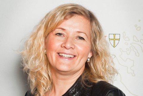 NY DIREKTØR: Inger Marit Eira-Åhrén (46) blir ny direktør på Sametinget i september.