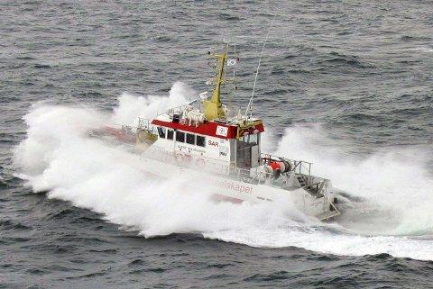 KARANTENE: RS Gjert Wilhelmsen er ikke i drift på grunn av korona. Her er båten avbildet ved en tidligere anledning.