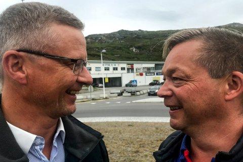 DAGLIGVAREDUELL. Coop-butikken og Rema-1000 har en rundkjøring imellom seg på Storsvingen. iFInnmark skreiv i 2018 om at det var klart for dagligvareduell mellom disse to, Coop-sjef Runar Eriksen, og Rema 1000-kjøpmann Ronald Aslaksen.