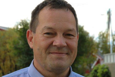 VIL FINNE OPERATIVE LØSNINGER: Frans Ove Eriksen (51) er Sør-Varangers nye plan- og utviklingssjef.