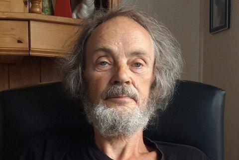 FIKK AVSLAG HOS PASIENTREISER OG FYLKESMANNEN: Legen trodde Johnny Vevang hadde kreft og sendte ham til lungeavdelingen ved Universitetssykehuset i Tromsø. Tilbakebetalingen av hjemreisen viste seg å bli mer kronglete enn ventet.