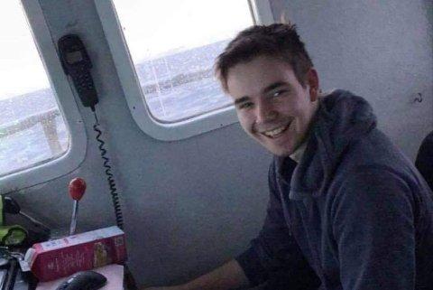 OMKOM: Patrick Paulsen omkom i dykkerulykken i Vadsø lørdag. Bilde frigis i samråd med pårørende.