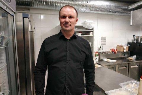 FIKK NOK: Kjell Rune Balto gikk ut på sosiale medier og sa ifra.