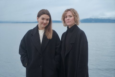 FAMILIEFORRETNING: (f.v.) søstrene Live og Hanna har startet det etiske klesmerket Gobmi/Ghost.