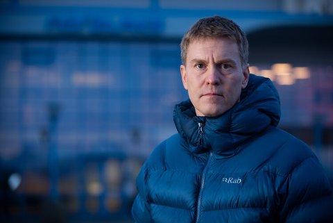 VEDTAR BOTEN: – Dieselutslipp skal ikke skje, sier konsernsjef i Nordlaks Eirik Welde. Mandag opplyser selskapet at de vedtar boten fra politiet.