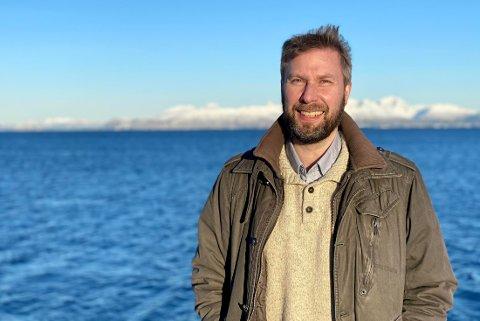PANDEMI: – Det har vært unikt og helt spesielt å være kommuneoverlege i pandemien, sier Jonas Holte