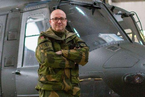 Kommunikasjonsansvarlig Jonny Karlsen fra Harstad.