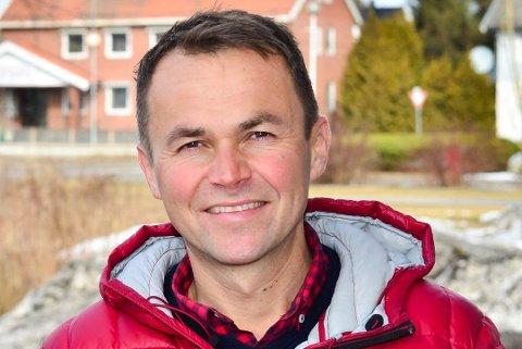 Toppmegler: Moe-karen Kenneth Sverre i Aktiv eiendomsmegling på Bjørkelangen.
