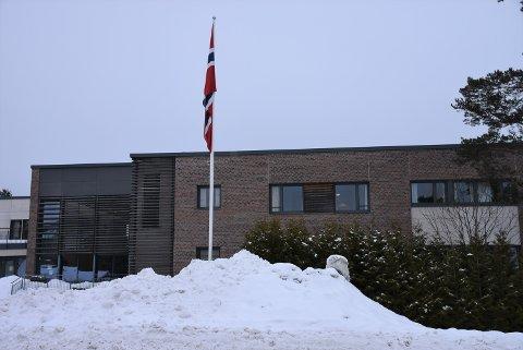 Trues med bøter: Bjørkelangen sykehjem. Foto: Kristine Eid