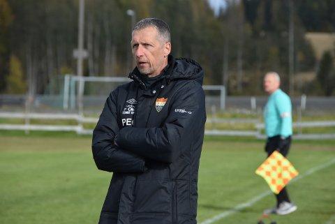 Per-Einar Gjelsvik gir seg som trener i Sørumsand. Foto: Trym Helbostad