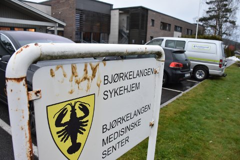 Ved de tre sykehjemmene i Aurskog-Høland, ble det registrert 110 avvik i 2018. Foto: Trym Helbostad
