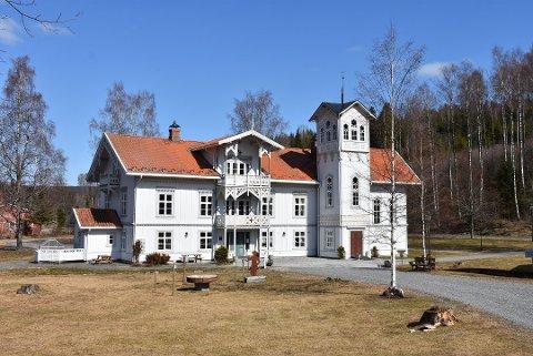Solgt: Prakteiendommen Eidsverket på Bjørkelangen
