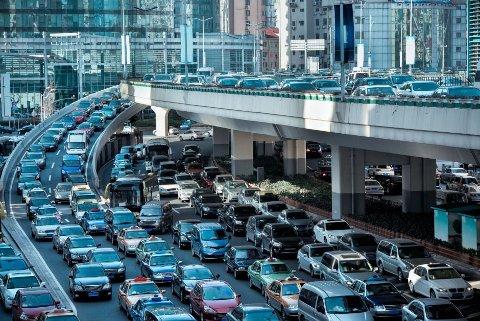 I mange av verdens storbyer er dette et altfor vanlig syn.