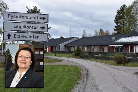 Endrer: Kommunalsjef Kjersti Vevstad innrømmer at kommunen har vært for strenge i eldrematsaken.